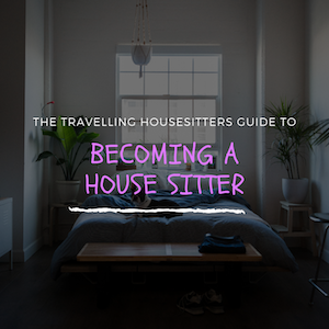 How To Become A House Sitter