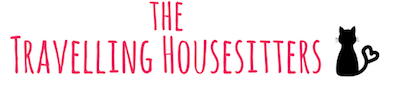 The Travelling House Sitters Logo