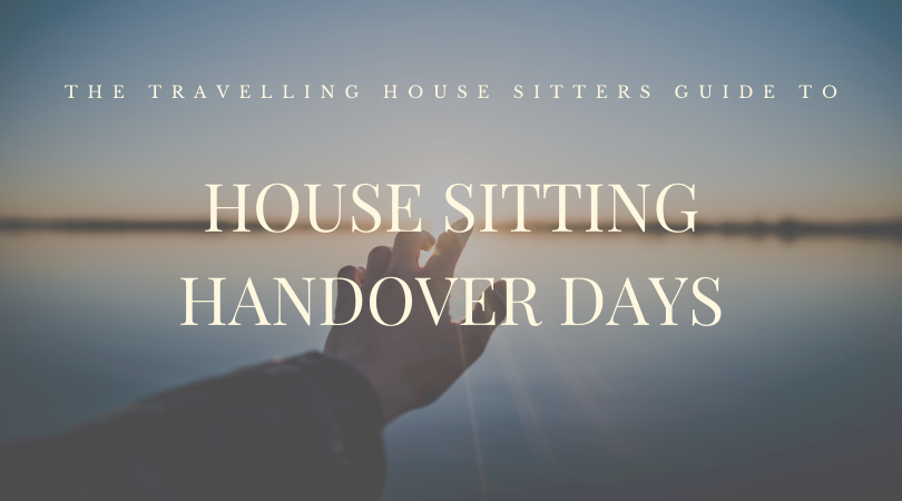 House Sitting Handover Guide