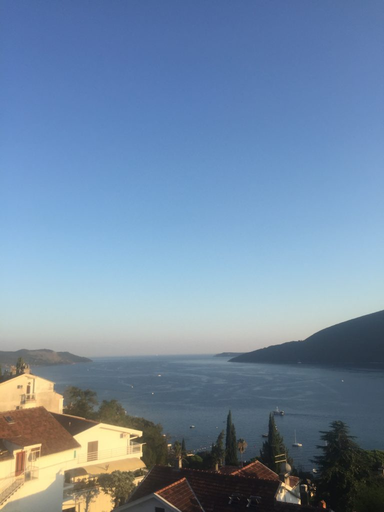 Free accommodation while house sitting in Montenegro