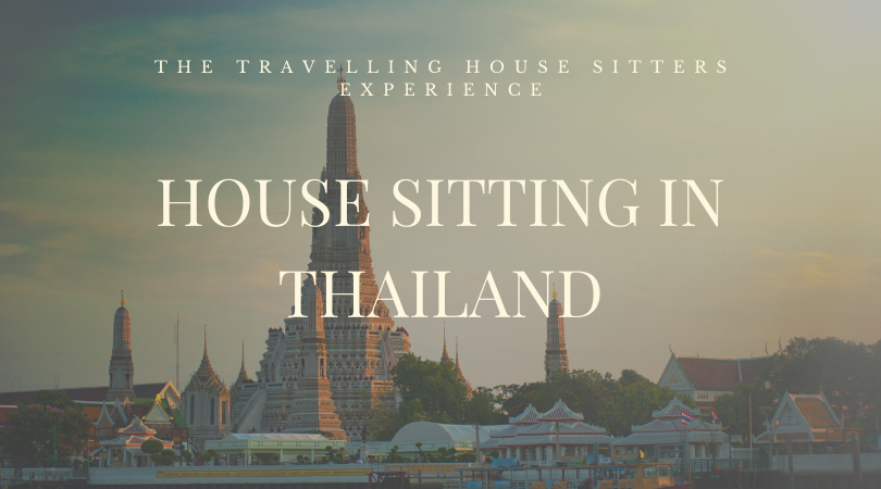 House Sitting in Thailand
