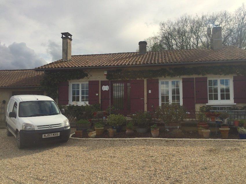 House Sitting in Le Fleix, Bergerac, France