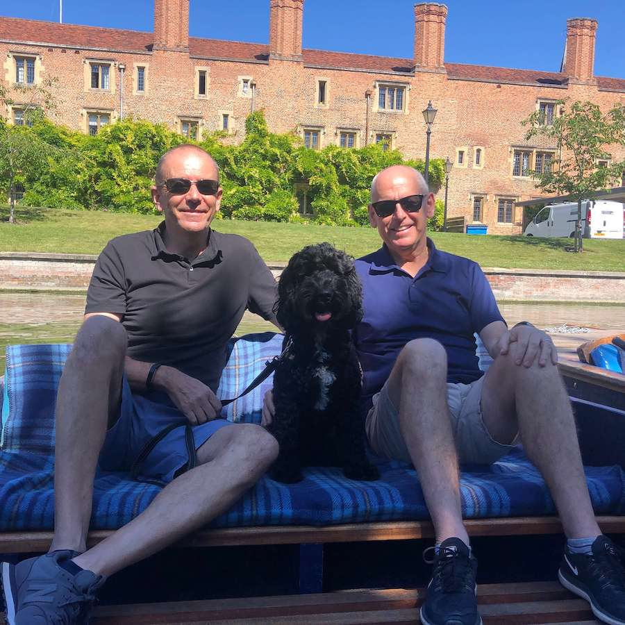 House sitting in Cambridge England
